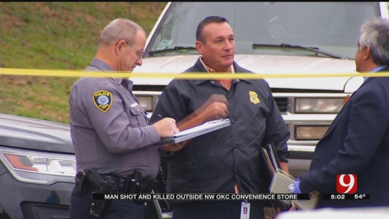 Man Killed In NW OKC Shooting Identified