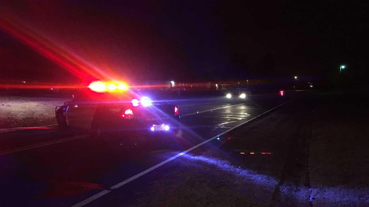 Police Investigating Fatal Auto-Pedestrian Crash In MWC