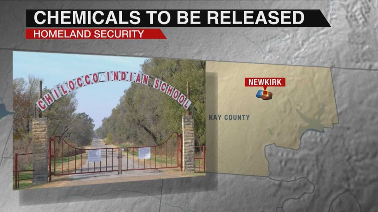 DHS Suspends Plans To Test Chemicals On Chilocco Land