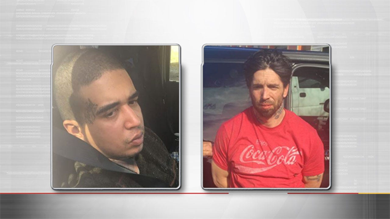 Florida Prison Escapees Arrested After Chase In Cleveland County