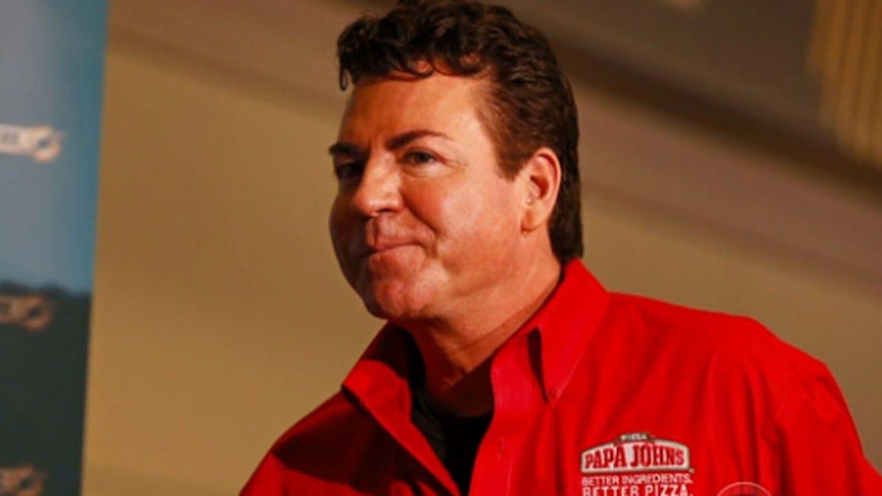 Papa John's John Schnatter Out As CEO