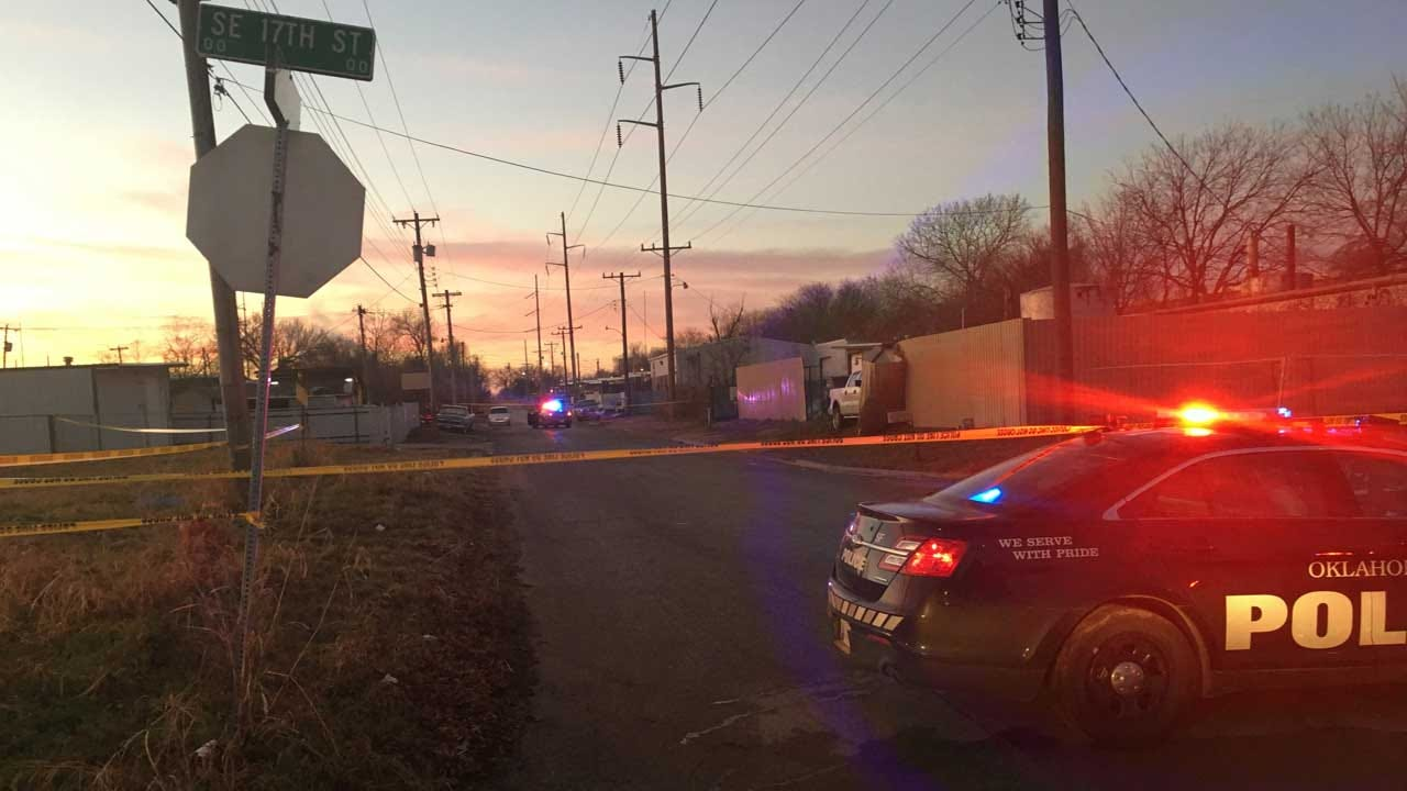 Police Identify People Involved In SE OKC Assault, Fatal Auto-Ped Crash