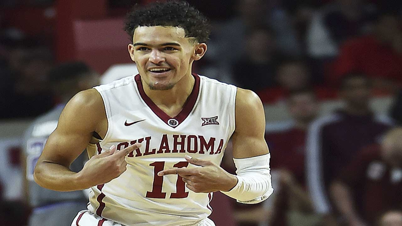 Young Scores 31, Leads No. 17 Oklahoma Past Northwestern