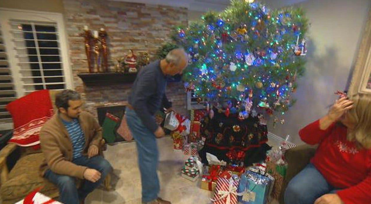 California Family Kept Christmas Tree Alive For 34 Years