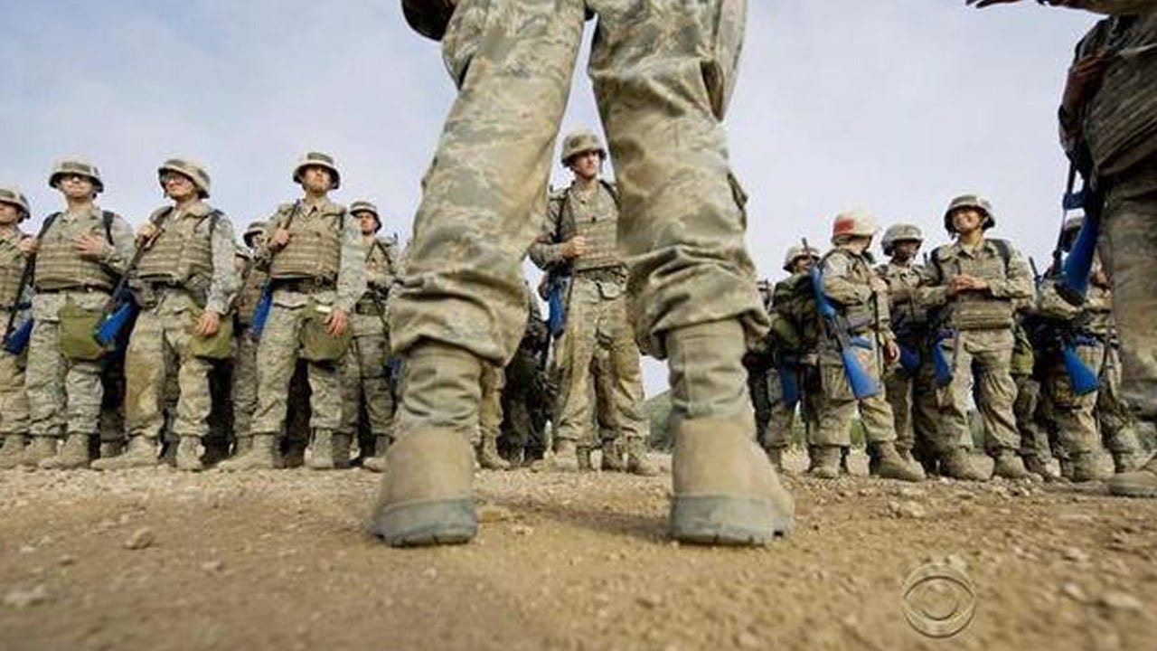 DC Appeals Court Denies Stay Of Transgender Military Ban