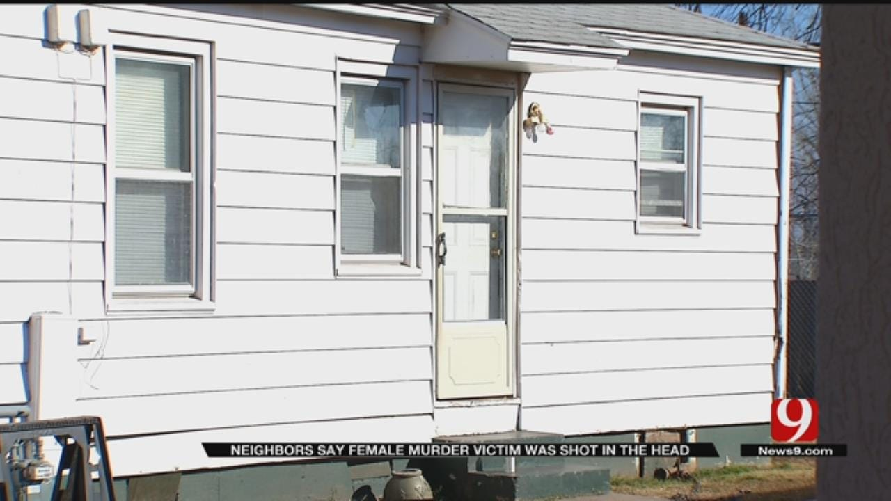 Woman Found Shot To Death In SW Oklahoma City