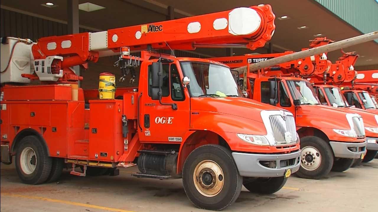 OG&E Crews Will Help Restore Power To Puerto Rico