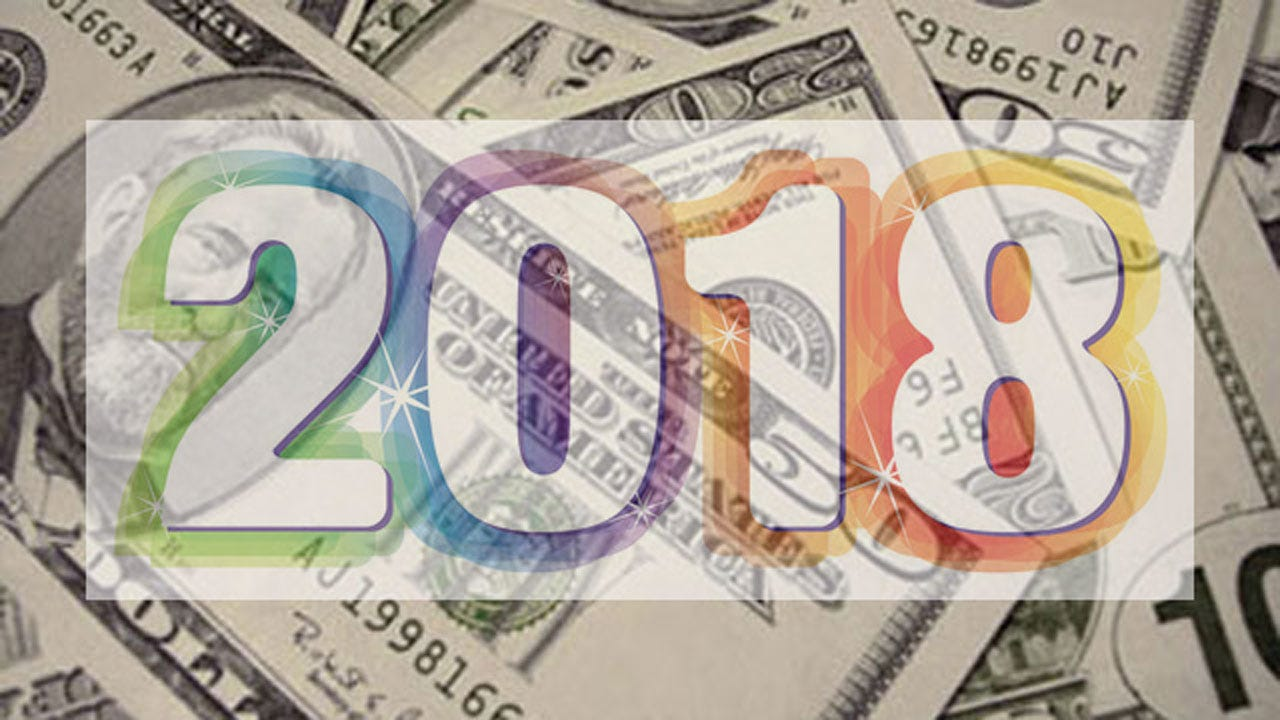 8 Things That Will Cost More In 2018