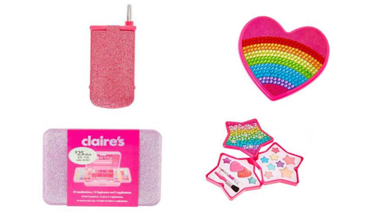 Claire's Pulling Several Items Over Asbestos Concerns