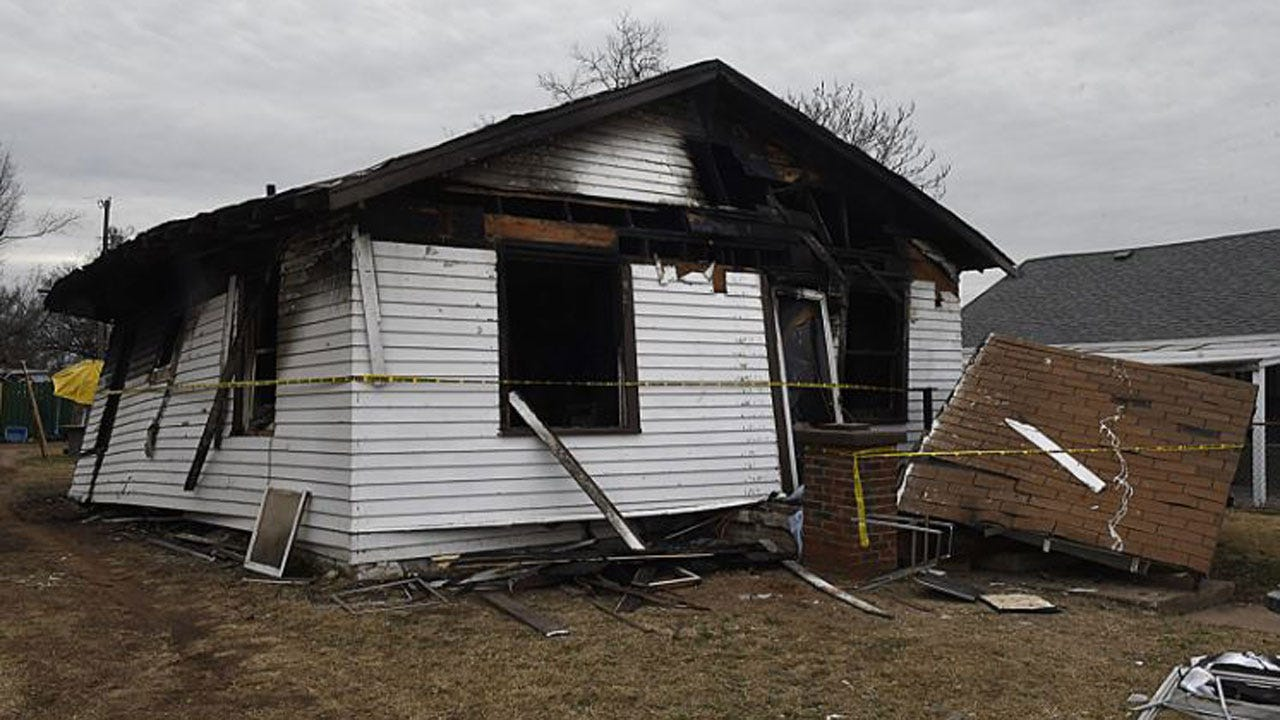 Enid Man Critically Injured In Christmas Eve Home Explosion