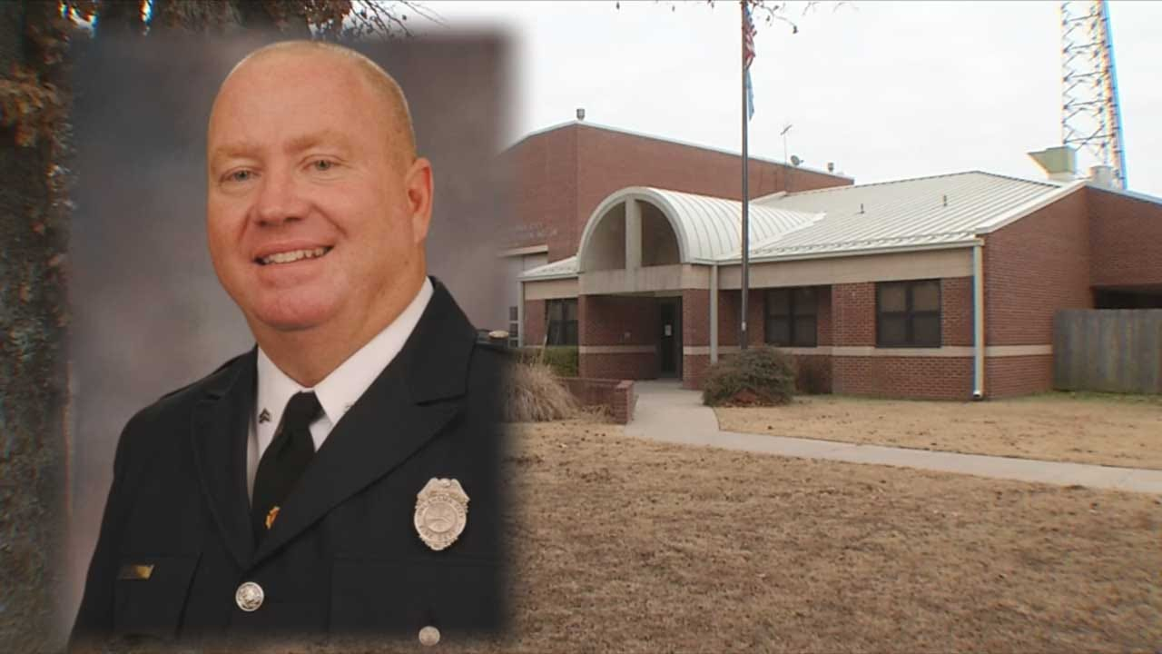 OKCFD Mourns Loss Of Veteran Firefighter