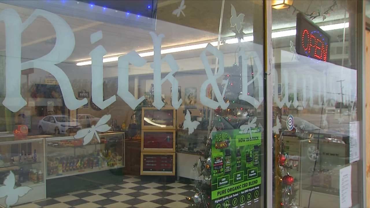 Burglars Target Multiple Businesses In SW OKC