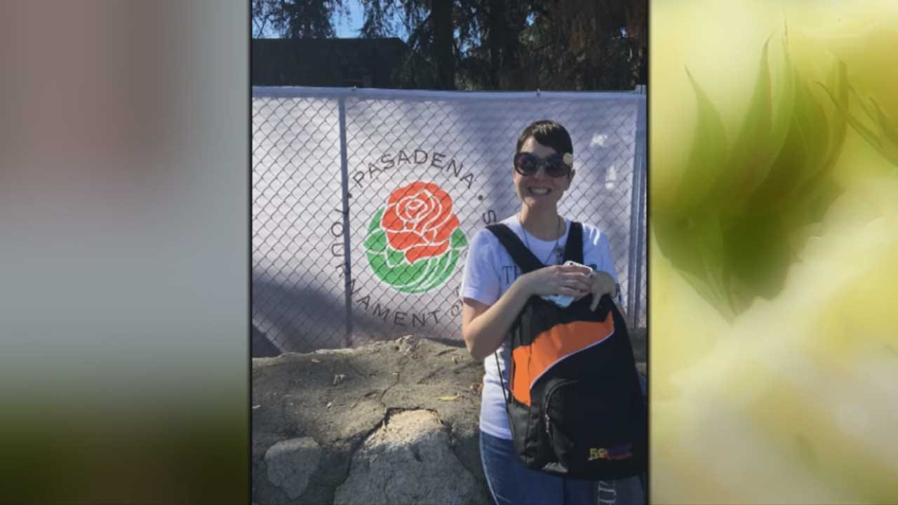 OKC Florists Helping With Rose Parade Float
