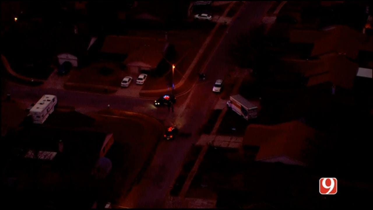 One Injured, Suspects Sought After Shooting In SE OKC