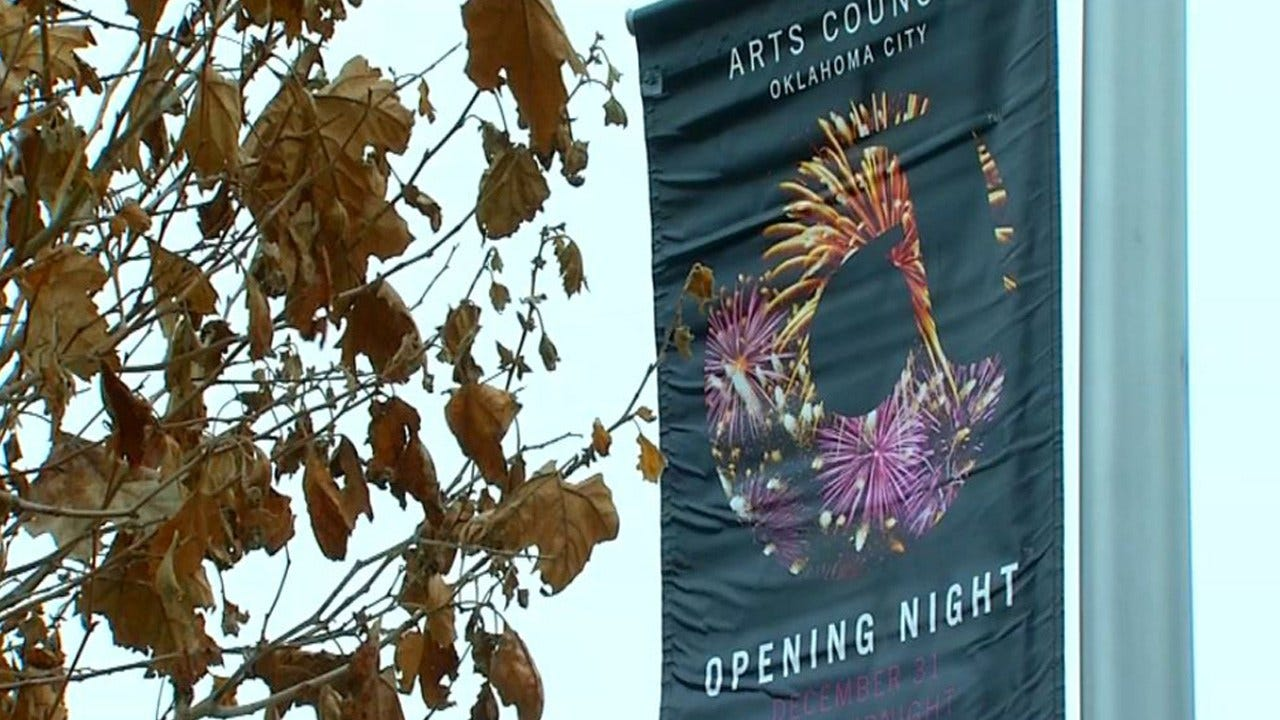 Arts Council Oklahoma City Preparing For Opening Night