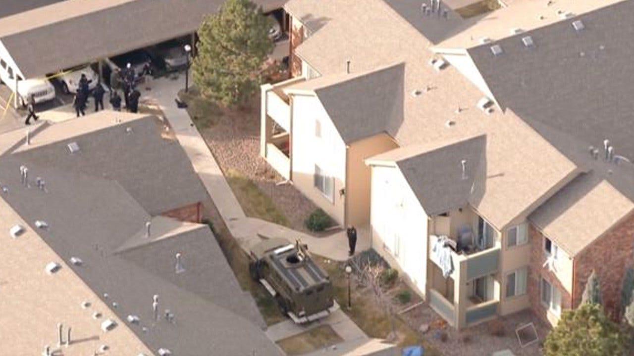 Colorado Shooting Suspect Identified