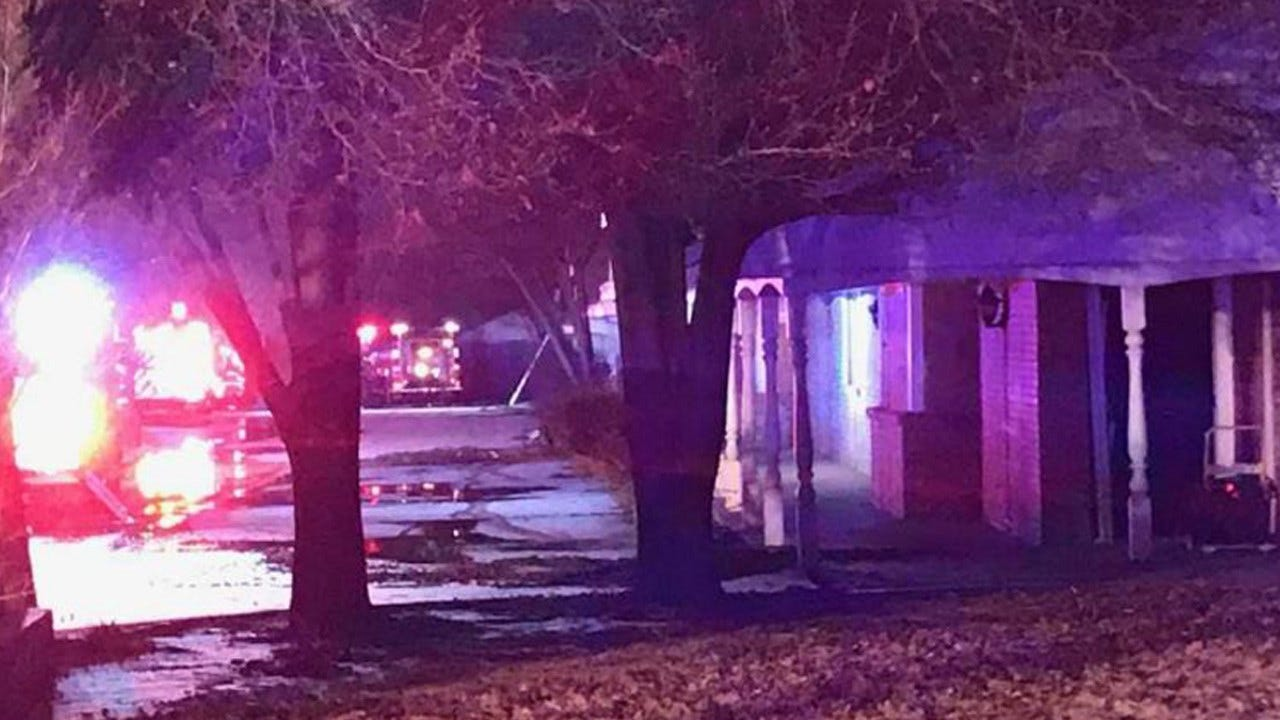 Crews Respond To Fire At Abandoned Nursing Home In SW OKC