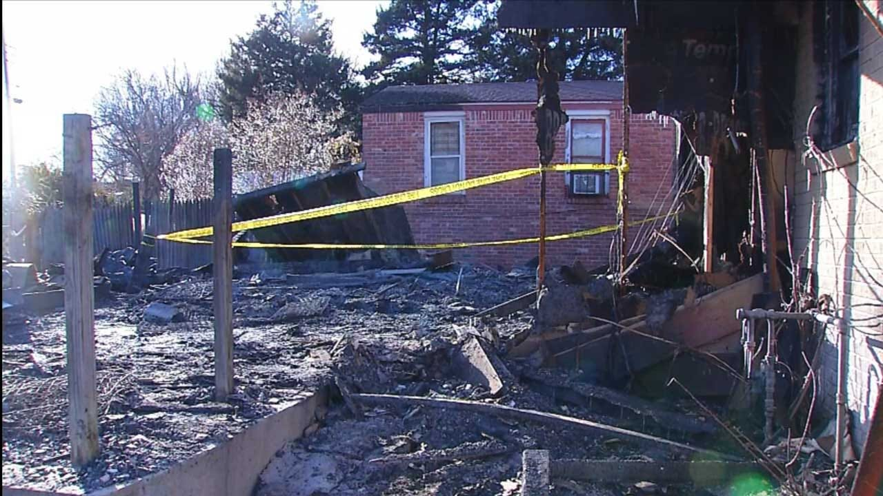 Several Metro Fires, Including 1 Fatal Break Out Over The Weekend
