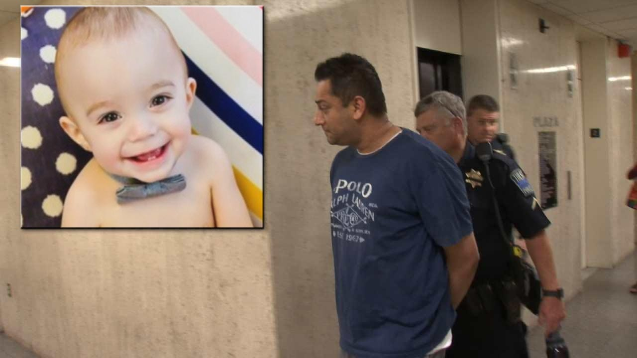 Dentist Targets OKC Baby's Mother In Murder-For-Hire Plot, Docs Say
