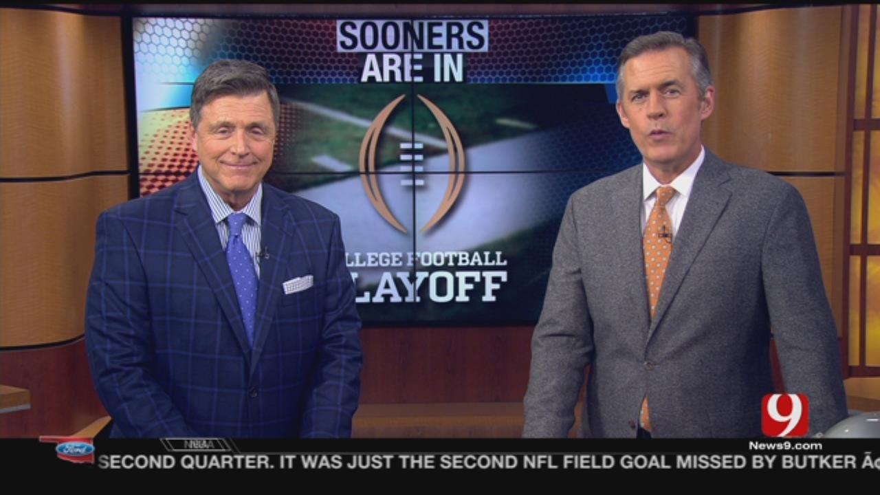 Oklahoma Ford Sports Blitz: December 3