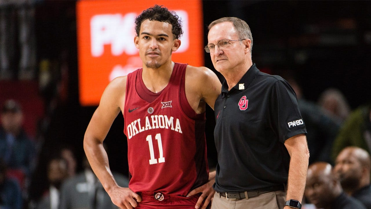 Trae Young Named Big 12 Newcomer Of The Week