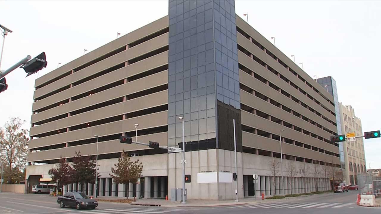 OKC City Council Approves New Downtown Parking Garage