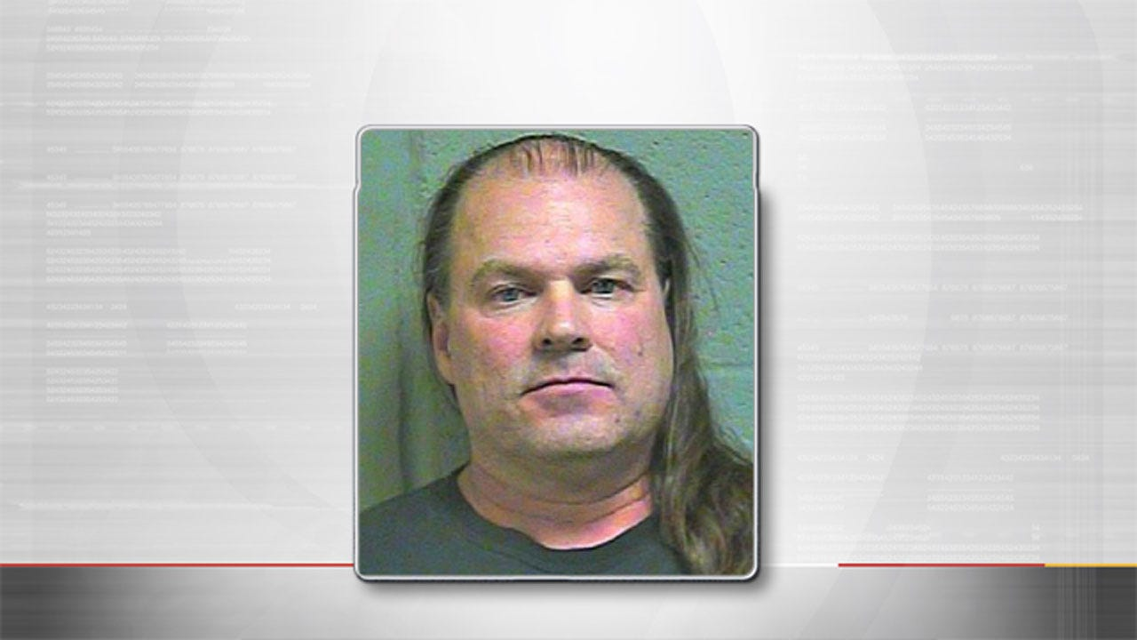 OKC Firefighter Arrested For Public Intox, Weapons Complaint