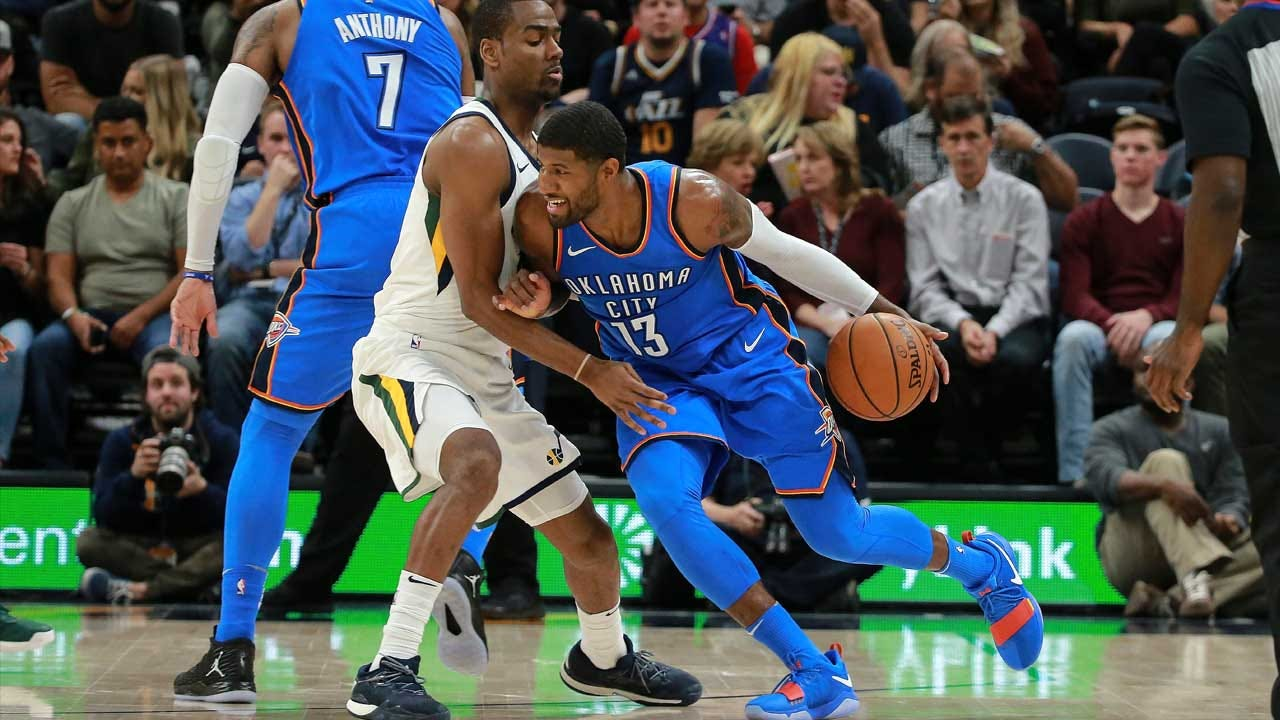 OKC Looks To Avenge Early-Season Loss To Jazz
