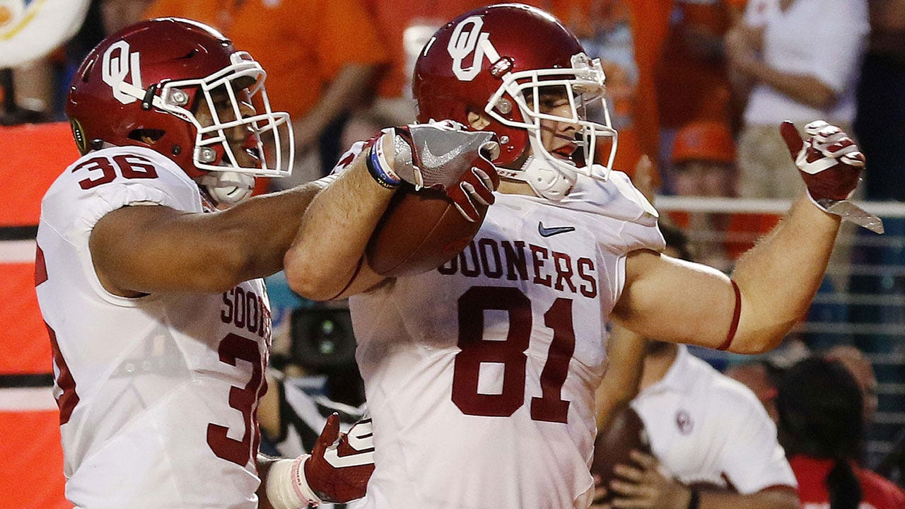 Andrews Wins OU's First Mackey Award