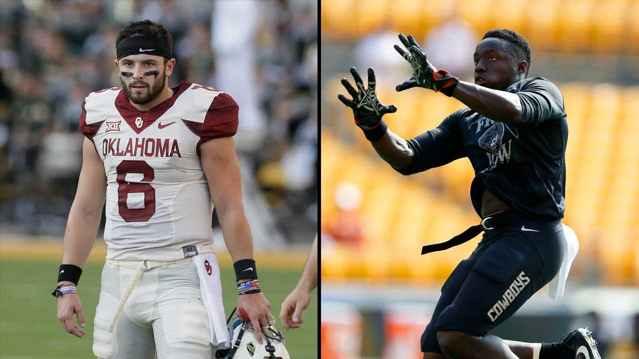 CBS Mock Draft: Cowboys, Sooners Combine For Seven First Round Picks