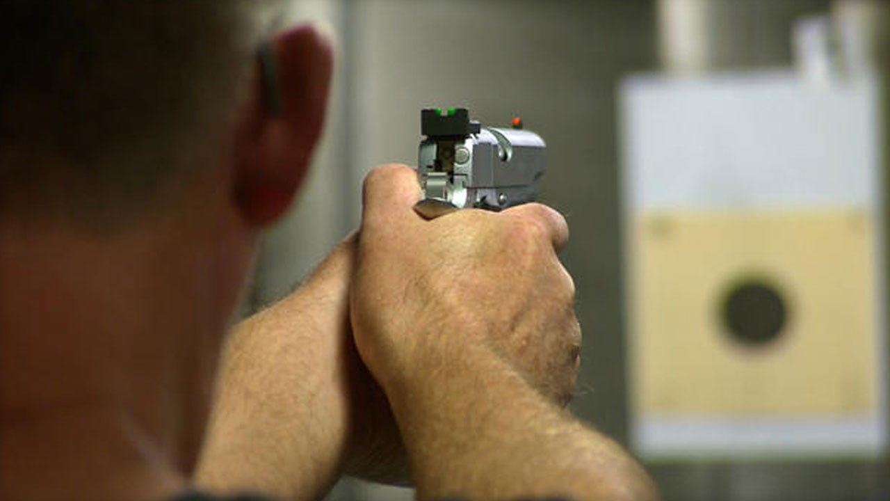 House Weighs Republican Bill Easing Gun Restrictions