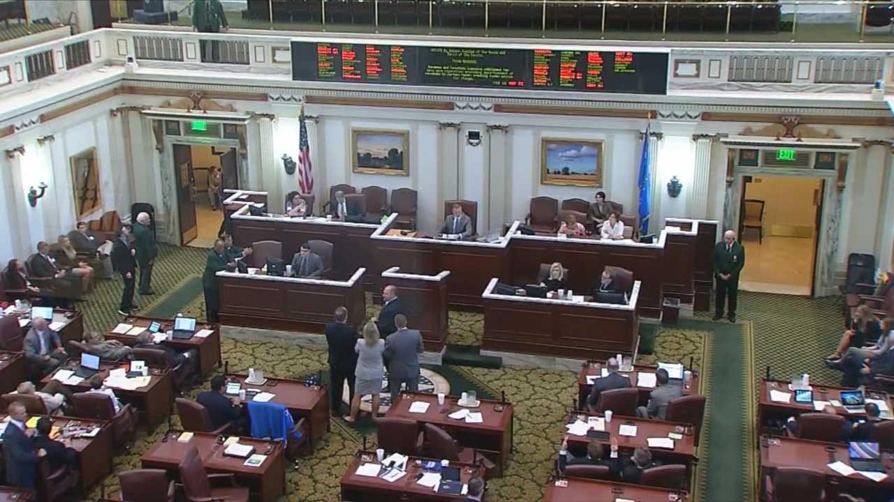 Governor Fallin Announces Special Session
