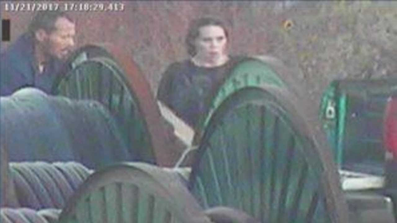 Pair Steals Thousands Of Dollars In Copper From OG&E