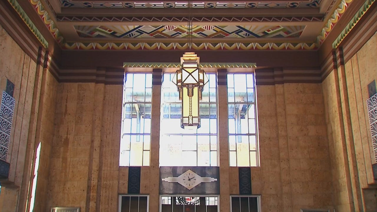 Santa Fe Station Re-Opens After $28 Million In Renovations
