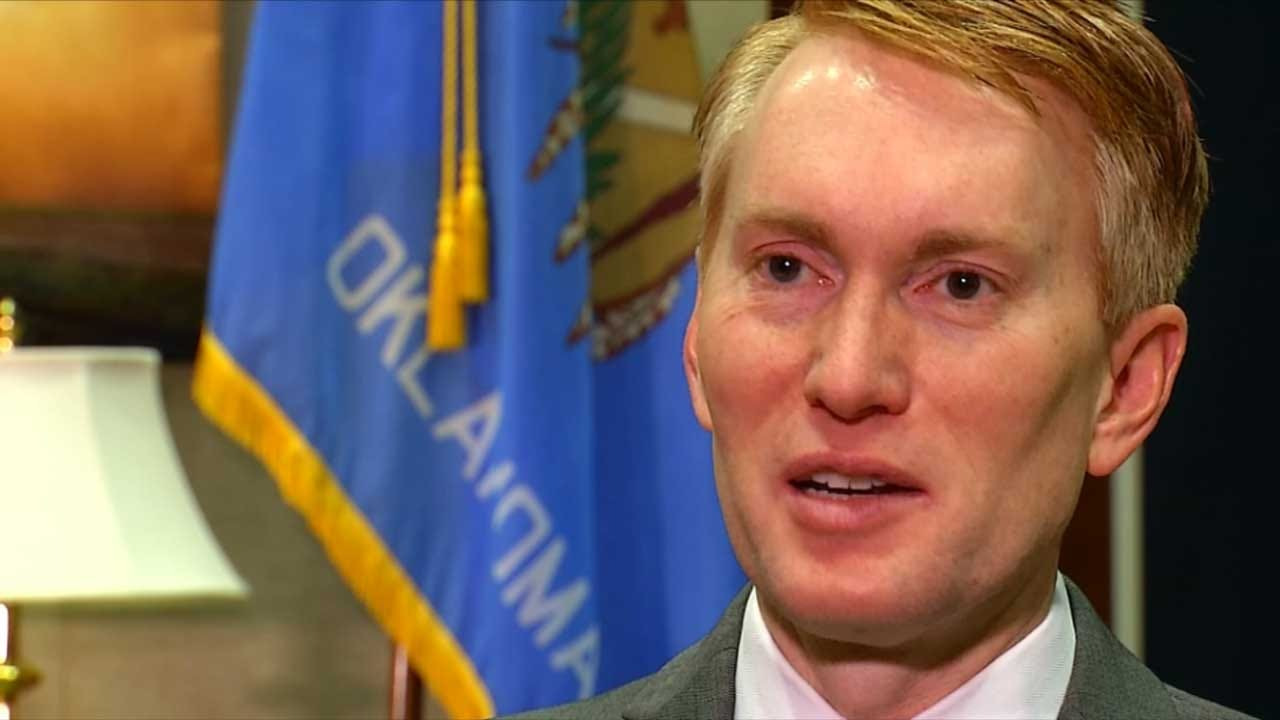 """Sen. James Lankford Says Trump """"Not Careful In His Words"""" On Russia"""