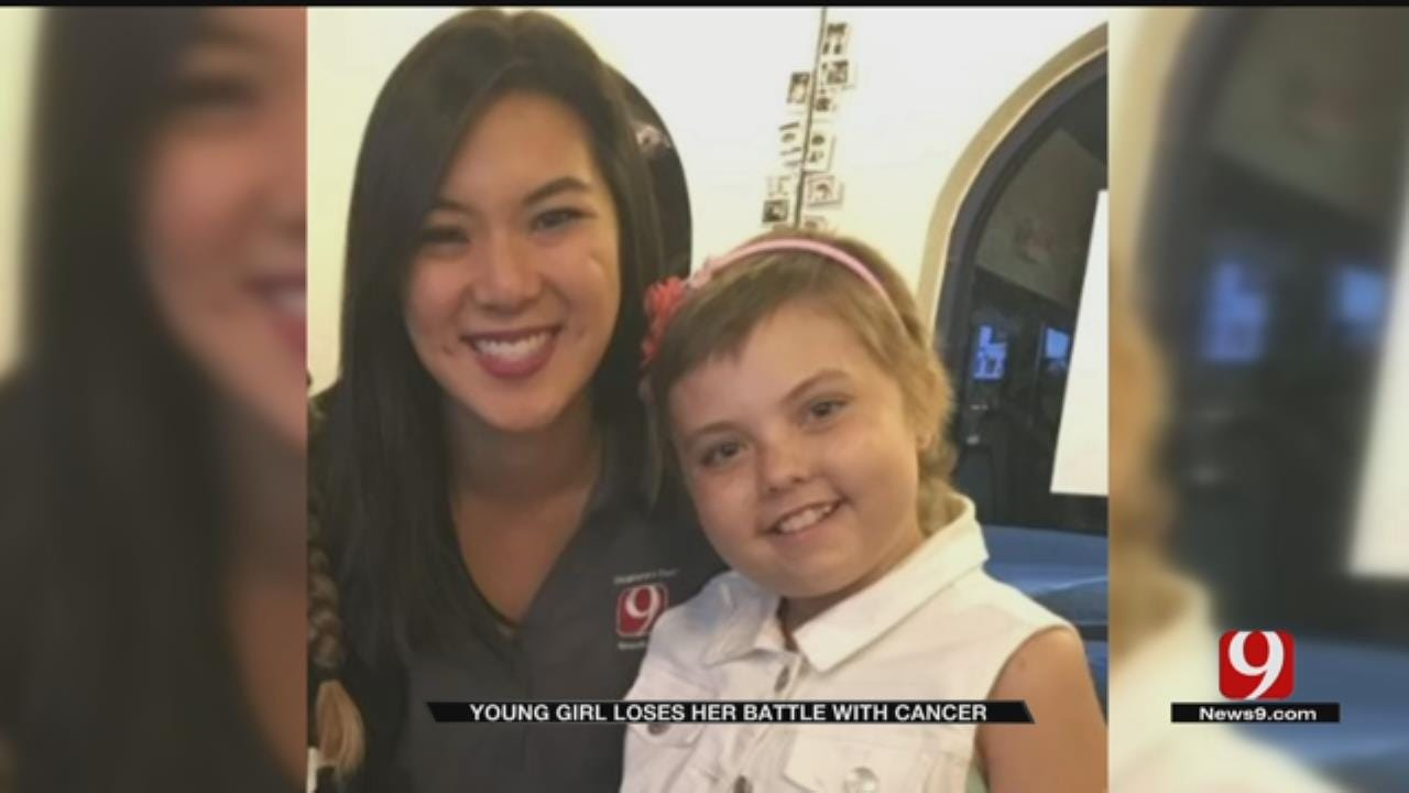 Community Remembers 11-Year-Old Who Lost Her Fight Against Cancer