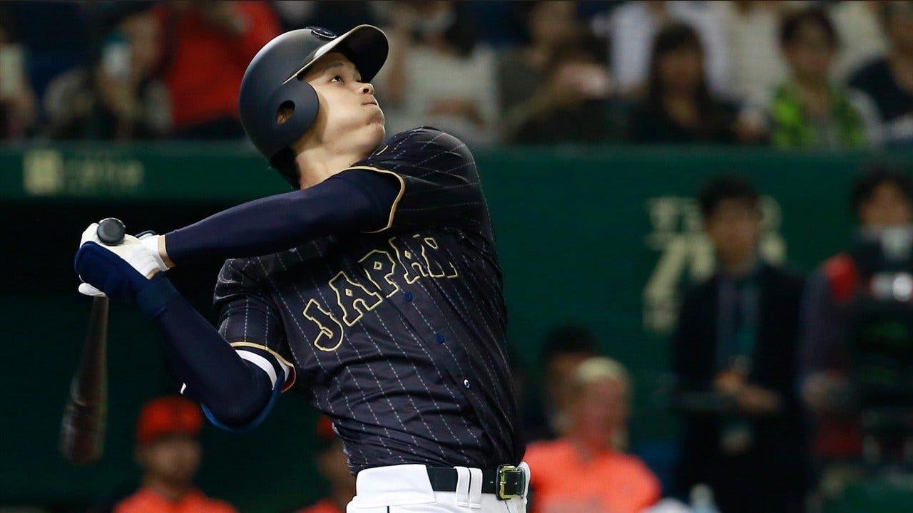 Japanese Phenom Shohei Otani Makes MLB Choice