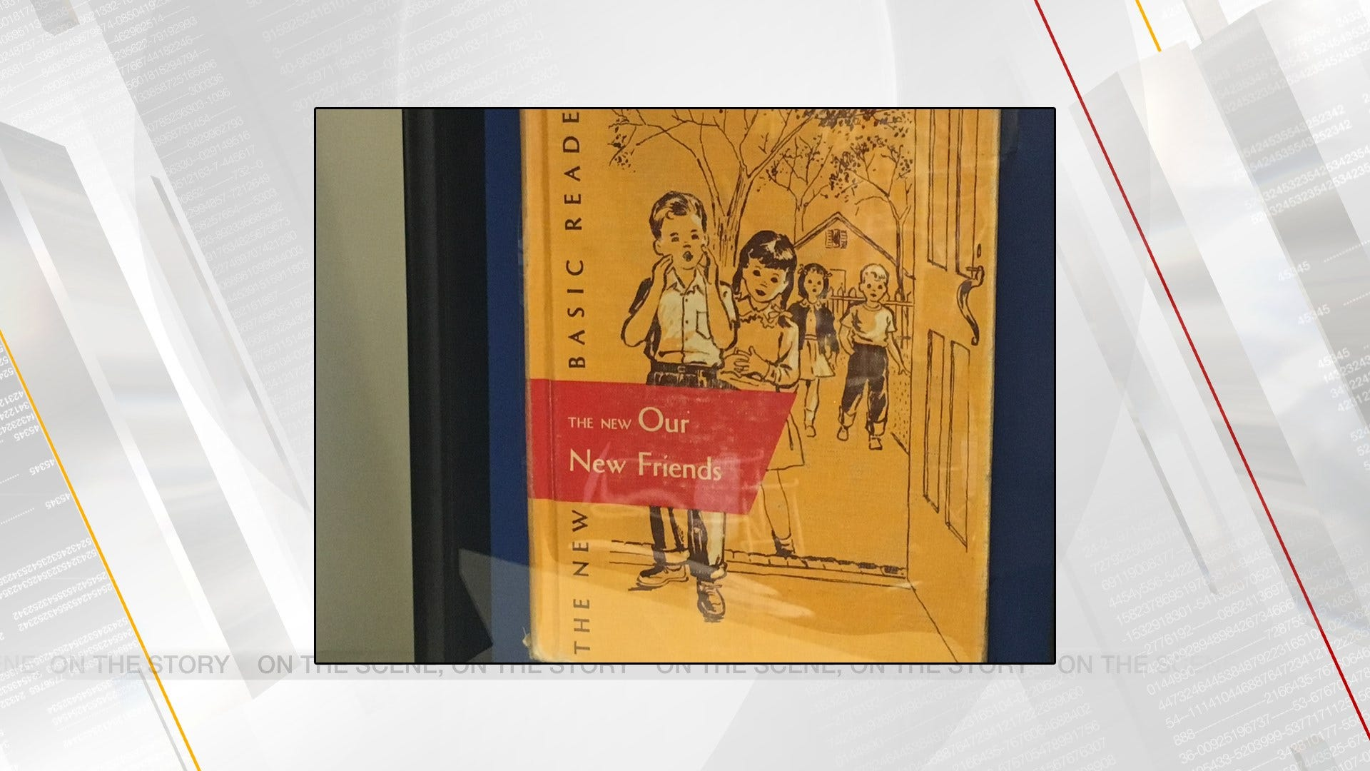 Long Lost Library Book Returns To Kaiser Elementary With $1,000 'Late Fee'