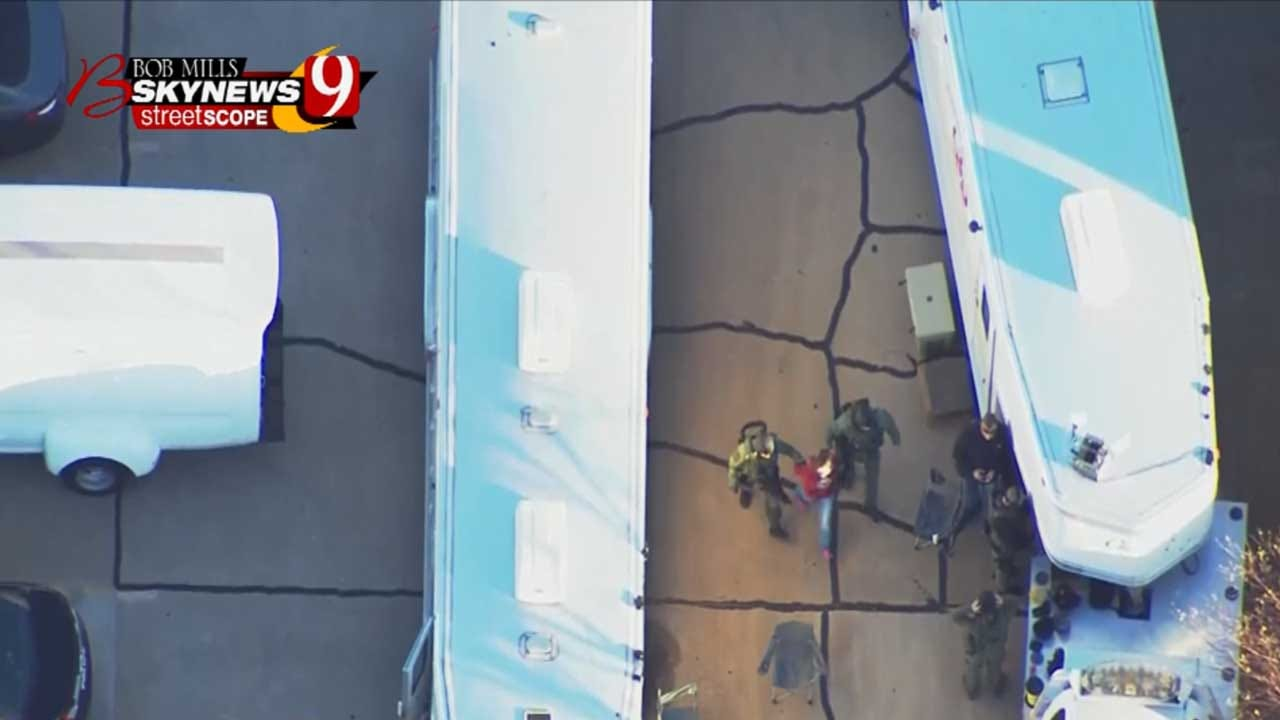 Police Arrest One After Standoff At NW OKC Motel