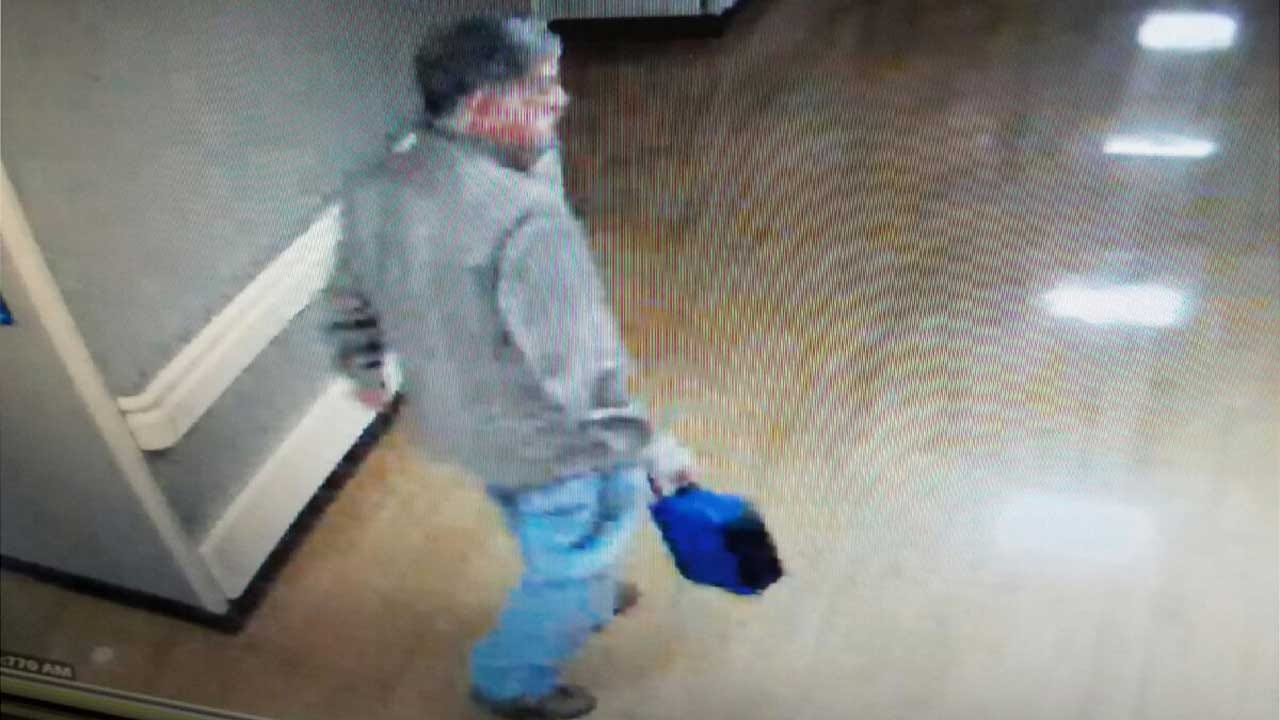 OCPD Issues Silver Alert After Man Walks Away From Hospital