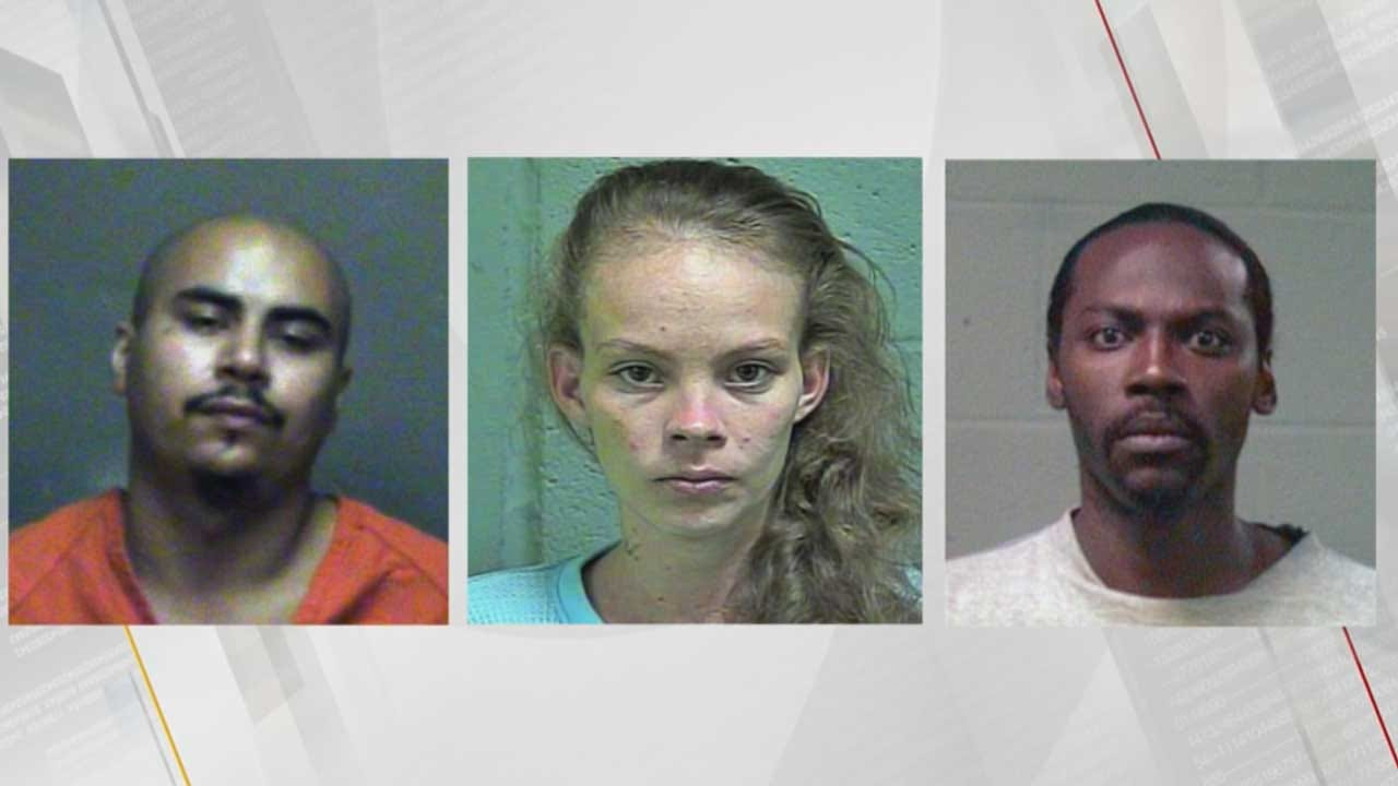 Holes, Bed Sheet Strings, Cell Phones Reveal Smuggling Ring In OK County Jail