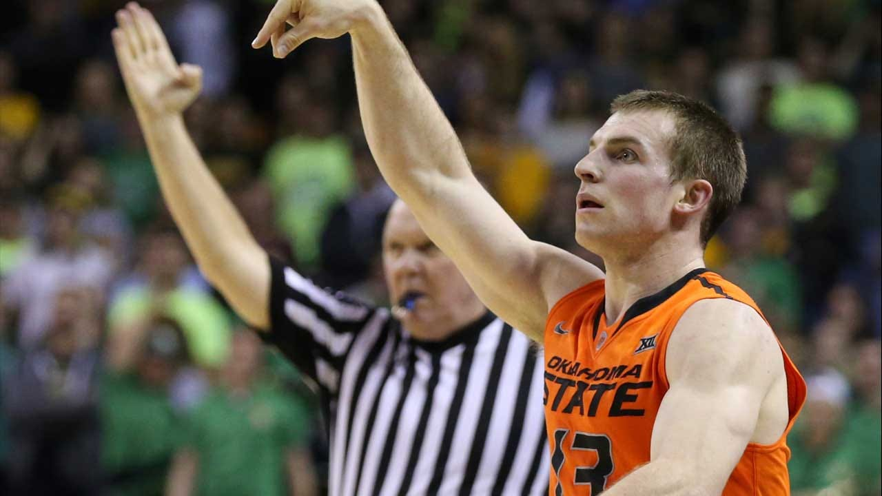 OSU Hoops: Cowboys Catch Fire In Blowout Win Over Texas