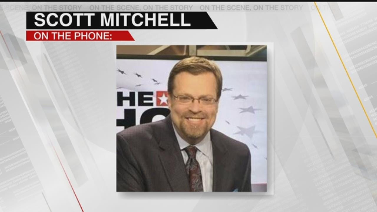 Mitchell Calls In To Discuss 780, 781 And Grocery Tax
