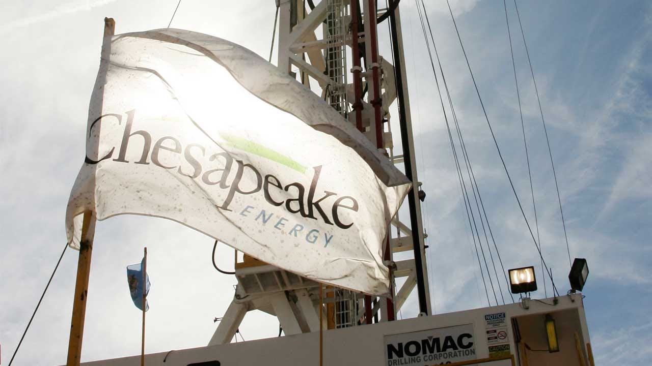 Chesapeake Energy To Boost Drilling Budget, Rig Count