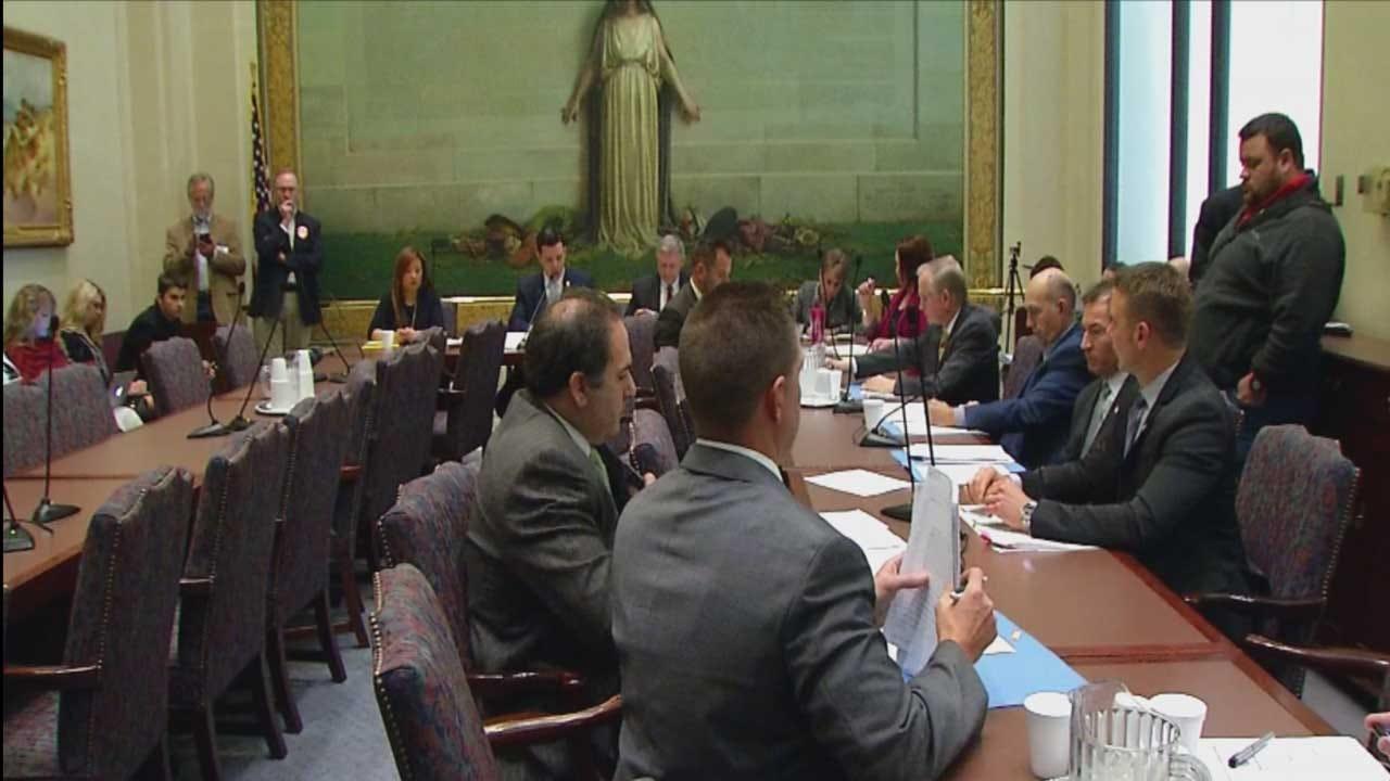 OK Senate Committee Passes 6 Bills To Solve Teacher Pay Issue