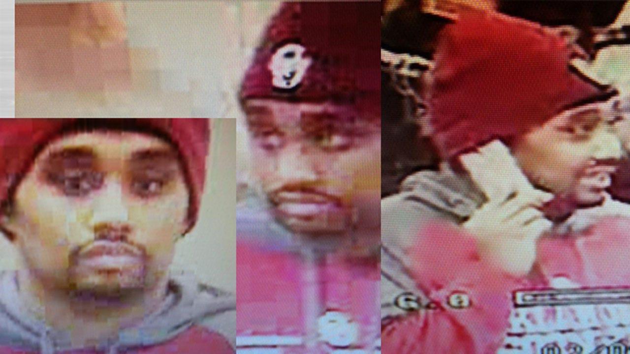 Serial Burglar Sought By OKC Police