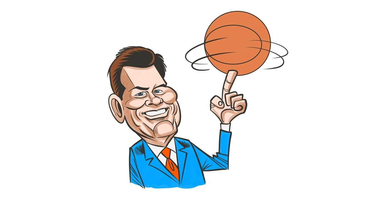 Thunder Social Scene: OKC Hosts Knicks