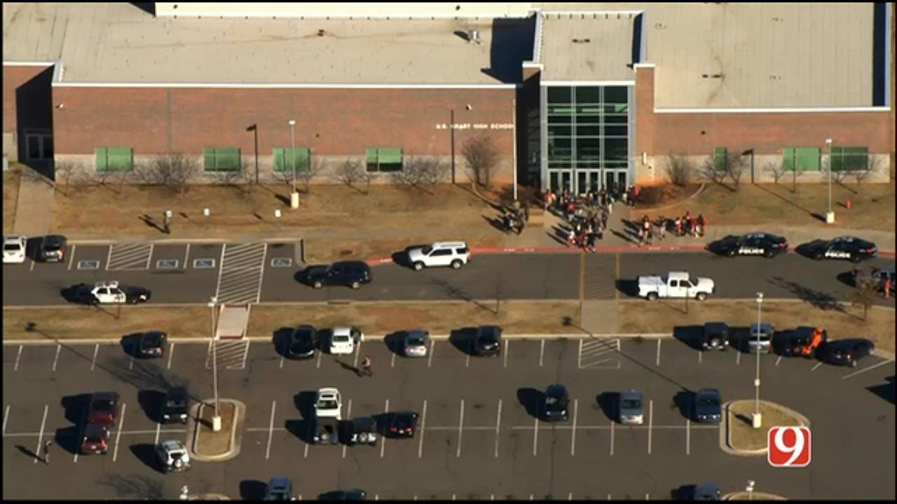 Police: Lockdown At US Grant HS Lifted, No Threat Found