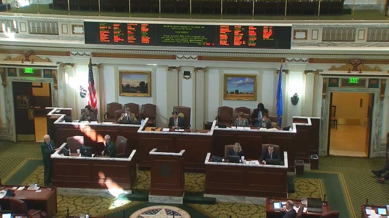 REAL ID Passes In State House Of Representatives