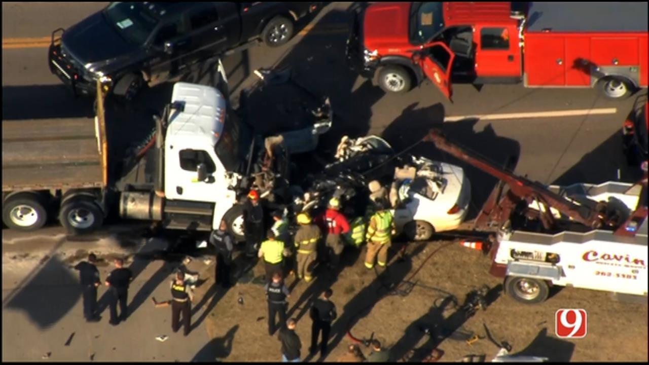 2 Shootings, Chase Preceded Deadly Crash Near Union City